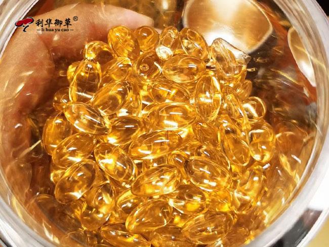 灵芝三萜,灵芝孢子油,利华御草